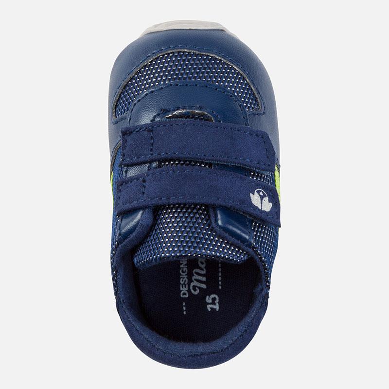 e282e1df540 Μπλε Βρεφικά Αθλητικά Παπούτσια Mayoral | LimonetiKids