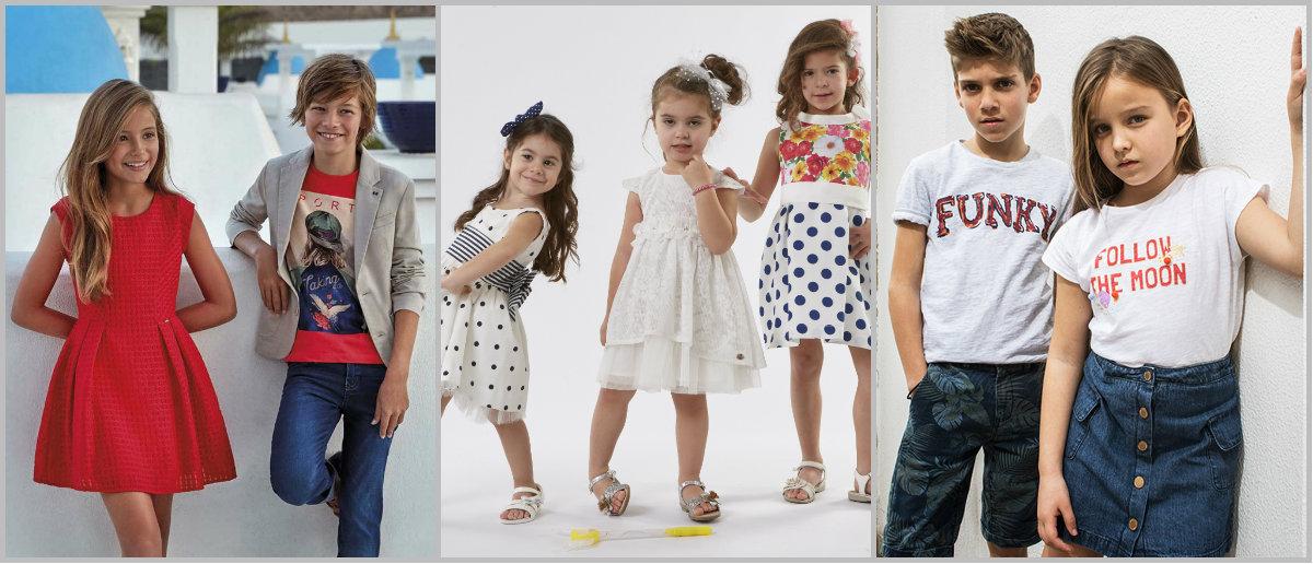 Κάντε δώρο στα βαφτιστήρια σας ένα set με μοντέρνα παιδικά ρούχα