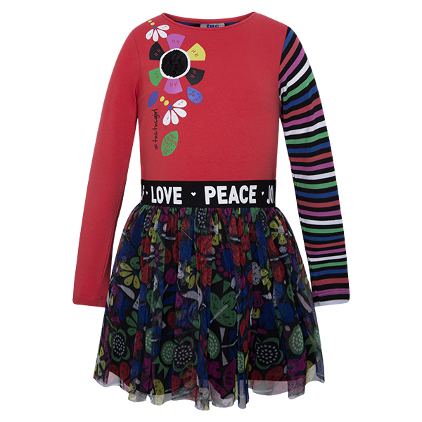 23357df8658 Κοριτσίστικο Φόρεμα Τούλι tuc tuc | LimonetiKids