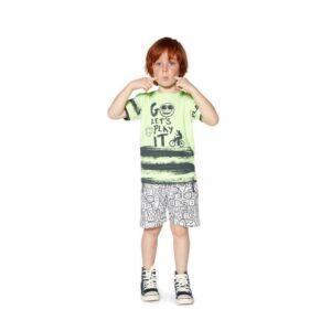 915-1015AA-losan-tshirt-blouza-agori-lime-stampa