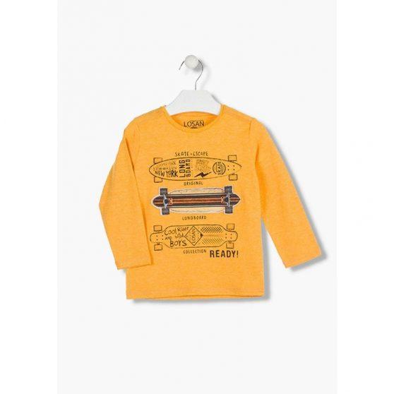 925-1006AA-losan-boy-blouza-makrimaniki-skate-escape-moustardi