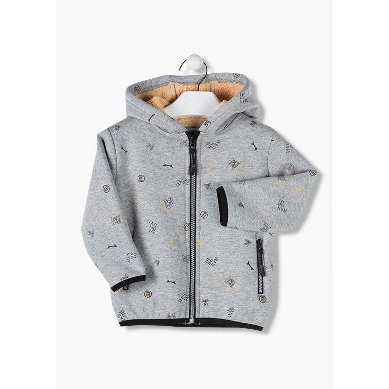 925-6003AA-losan-boy-zaketa-fleece-koukoula-gri