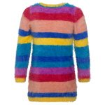 50706-tuctuc-forema-back-plekto-yellow-stripes-soft-pile-dress-for-girl-rainbow