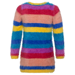 50706-tuctuc-forema-back-plekto-yellow-stripes-soft-pile-dress-for-girl-rainbow