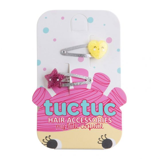 50025-tuctuc-grey-star-and-heart-2-hair-pin-set-for-girl-baby-blogger
