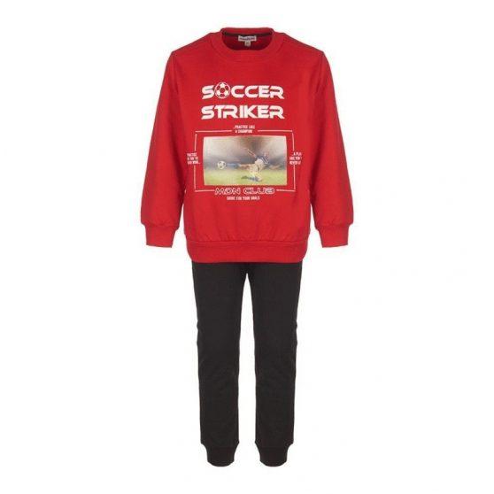 21906046-mandarino-set-forma-boy-laimikopsi-trisdiastati-eikona-soccer-striker-kokkino