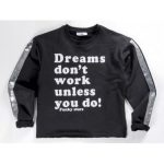 220-592100-funky-kids-blouza-makrimaniki-laimokopsi-dreams-don't-work-unless-you-do-riga-asimi-maniki-koritsi-mavro
