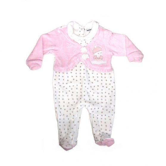 ht665-bidibimbo-bebe-formaki-olosomo-veloute-kardies-asimi-bolero-koritsi-roz