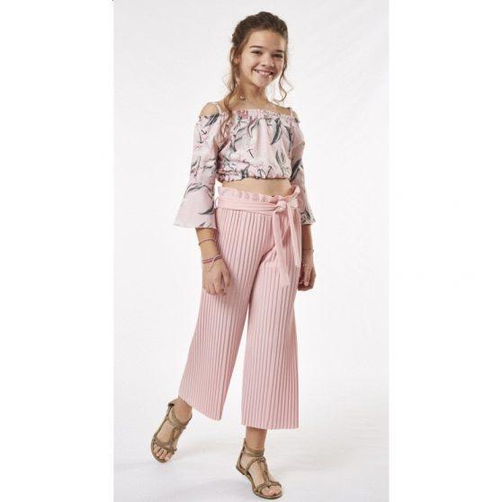 202048-evita-set-blouza-floral-omoi-exo-pantelona-plisse-koritsi-roz