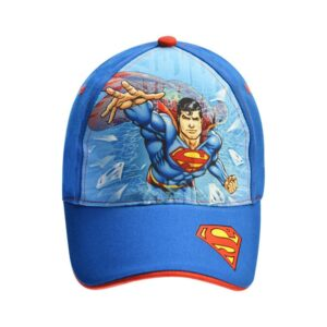 WB01021A-limonetikids-paidiko-kapelo-jockey-superman-flying-boy-ble