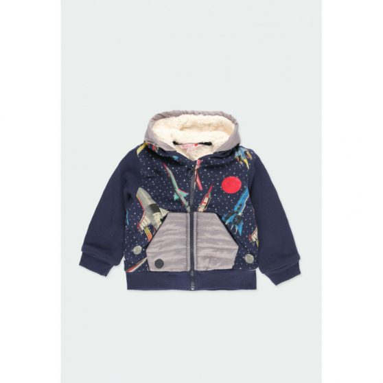 331131-boboli-jacket-ependisi-gounini-diastima-koukoula-boy-ble