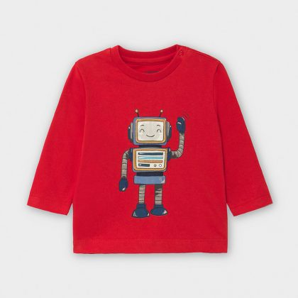 2040-mayoral-blouza-laimokopsi-play-with-robot-boy-kokkino