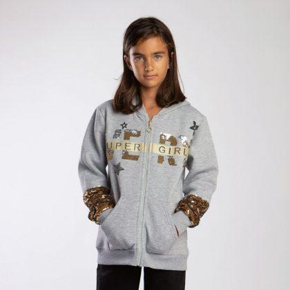 38610-trax-set-forma-zaketa-fouter-koukoula-super-girls-panteloni-formas-monochromo-girl-gkri-melanze