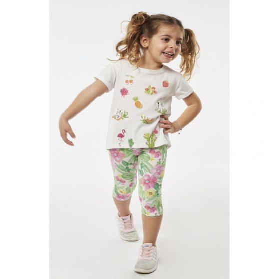 214264-evita-set-mako-blouza-koala-flamingo-kontomaniki-kolan-floral-girl-lefko